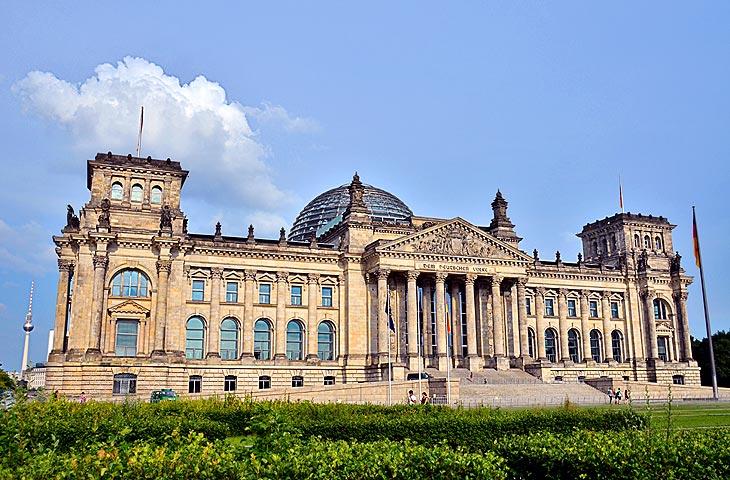 Reichstagsgebaeude  Reichstagsgebae...