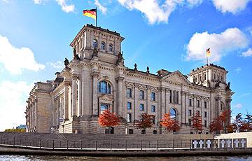 Reichstag an der Spree