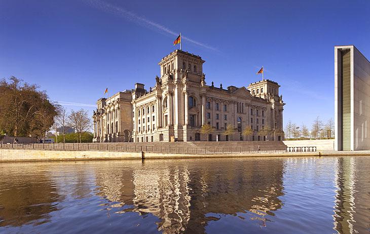 Reichstag Berlin - Geschichte, Besichtigung und Architektur  Reichstag Berli...